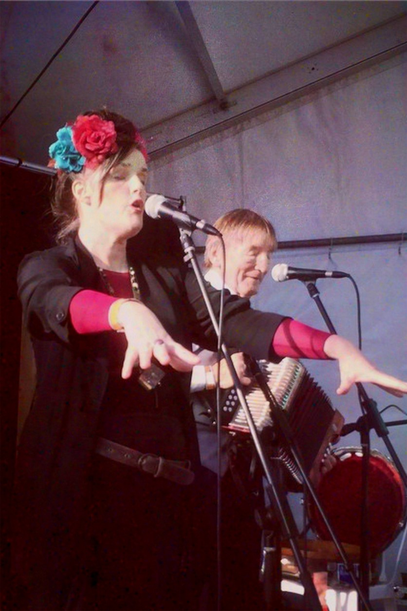 Niki na Meadhra National Celtic Festival 2015 Portarlington 2
